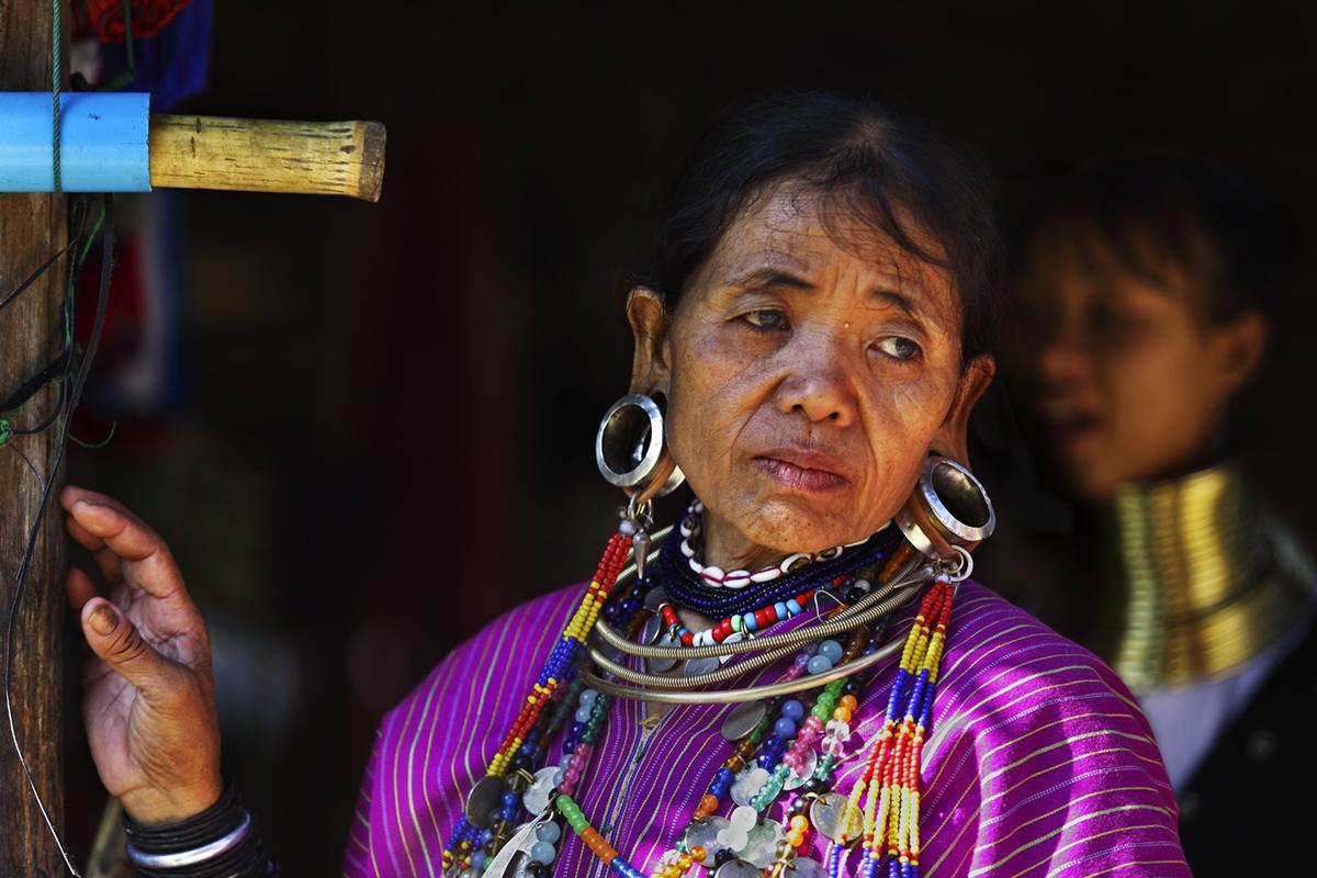 Chiang Mai Baan Tong Luang Kayaw Frau WWW_01