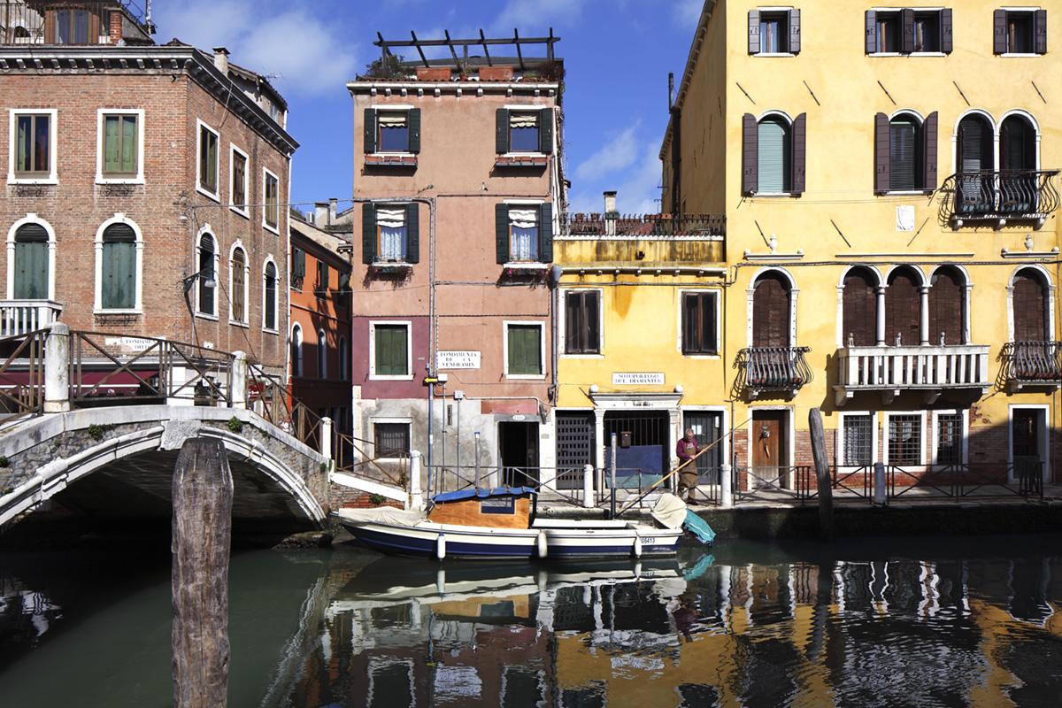 Venedig Cannaregio Fondamenta De Ca Vendramin WWW_01